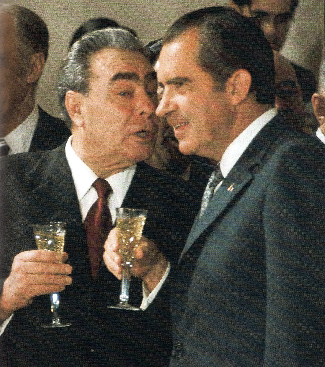richard nixons masterful war tactics In 1969, having begun his first international trip as president of the united states,  richard nixon faced a very different world than he would.